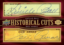 Ball/Arnaz Dual Mystery Cut