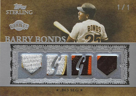 Barry Bonds 1/1