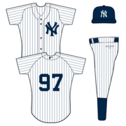 Yankees Home Uniform