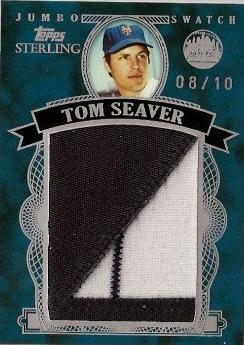 Tom Seaver Jumbo Swatch Error
