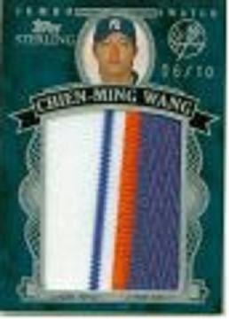 Chien-Ming Wang Jumbo Swatch Error