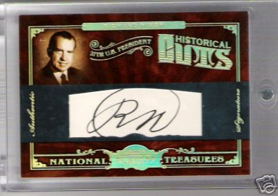 Richard Nixon Cut Auto