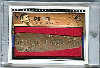 Babe Ruth Bat Barrel