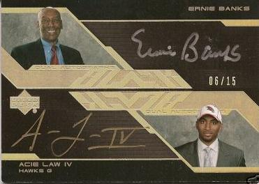 Ernie Banks Acie Law IV Dual