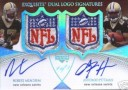 2007 Exquisite Dual Logo Signatures