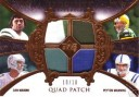 2007 Exquisite Quad Patch