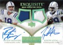 2007 Exquisite Quad Signature Patch