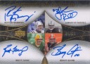 2007 Exquisite Quad Signatures