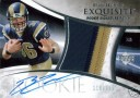 2007 Exquisite Rookie Signature Patch Tier 1